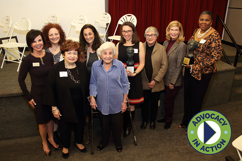 National Council of Jewish Women group shot