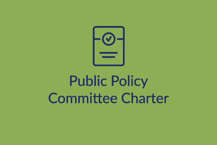 Public Policy Committee Charter